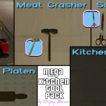 Mega Kitchen Tool pack